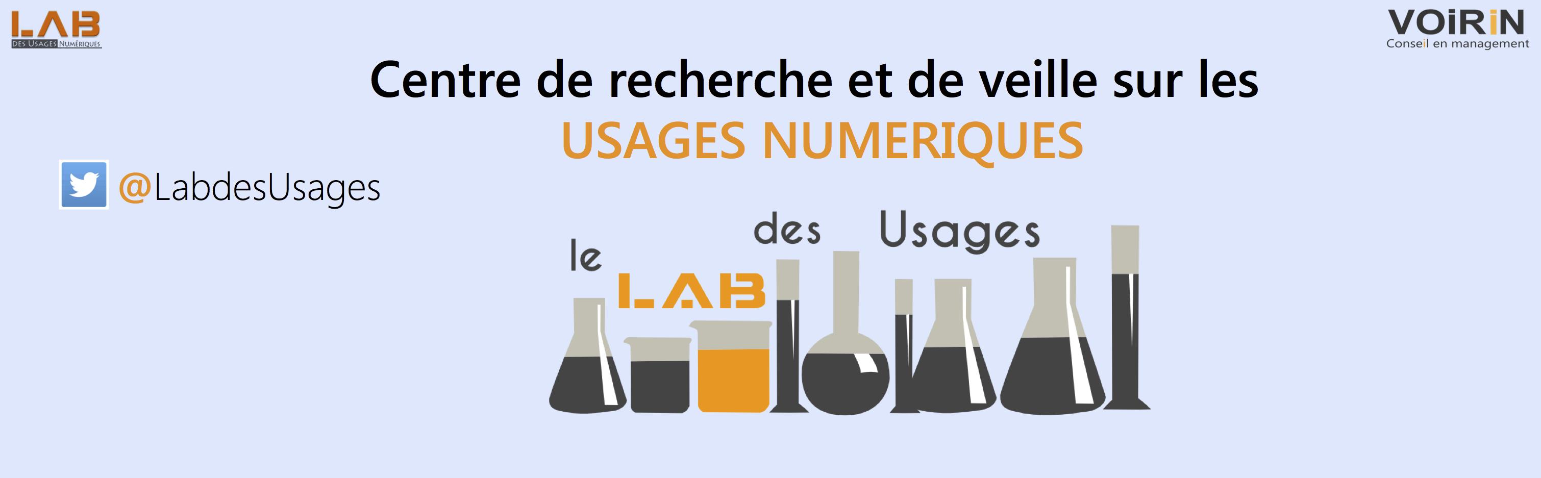 Le Lab des Usages