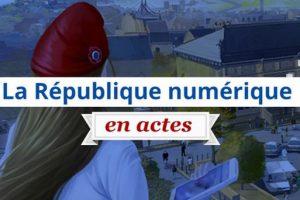 La République Numérique