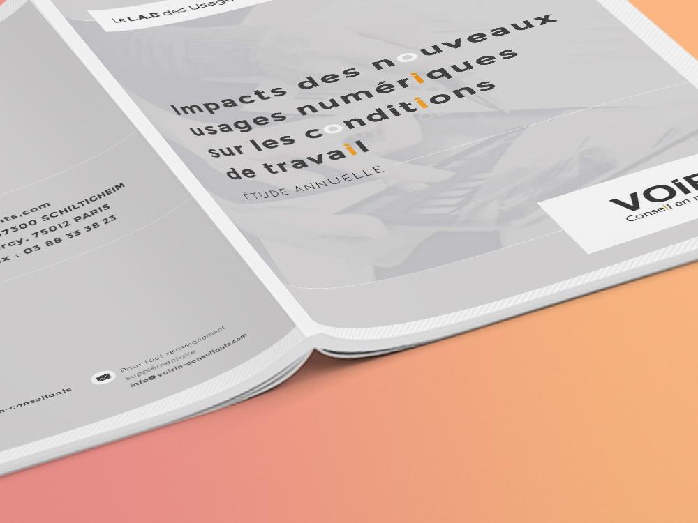 Livre blanc : Impacts des nouveaux usages numériques sur les conditions de travail