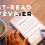 Les must-read du mois de février