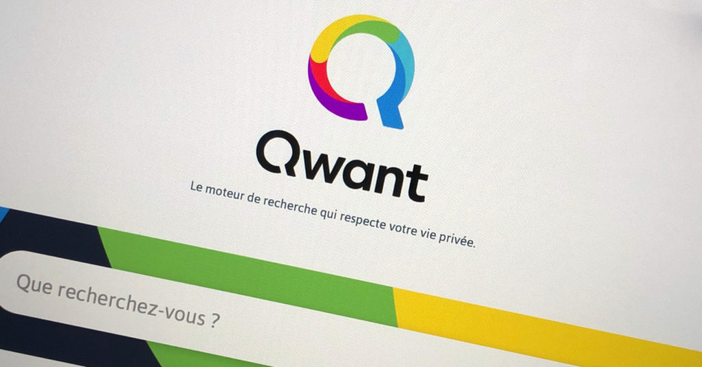 Conseils départementaux des Yvelines et des Hauts-de-Seine choisissent le moteur de recherche français Qwant